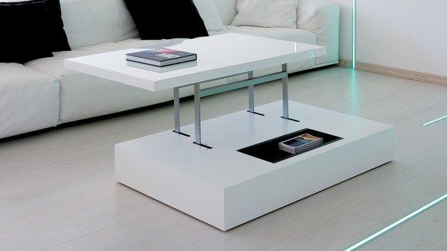 Table Haute Carrée Ikea