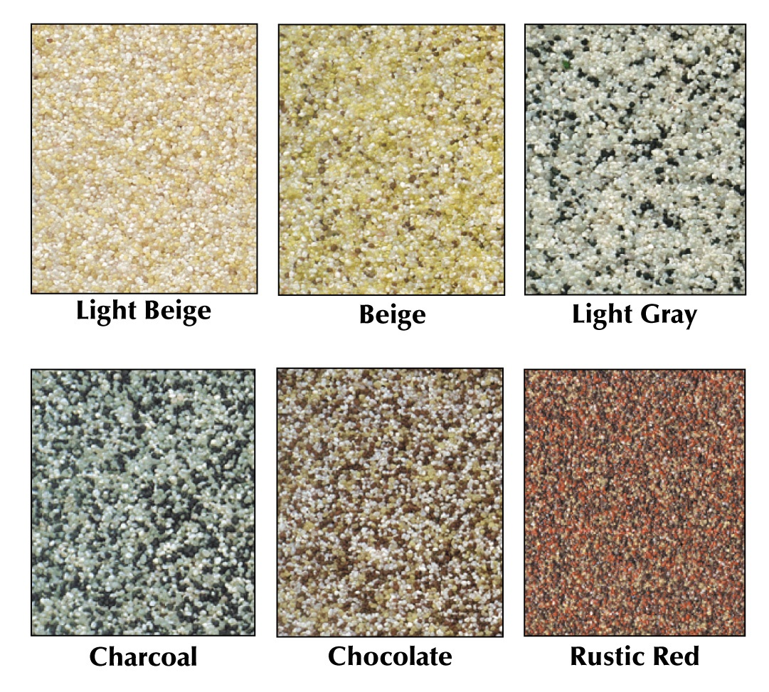 Garage Floor Epoxy Options Abatron Non Skid Epoxy Floor Coating Kit With Colorgrit Cmi