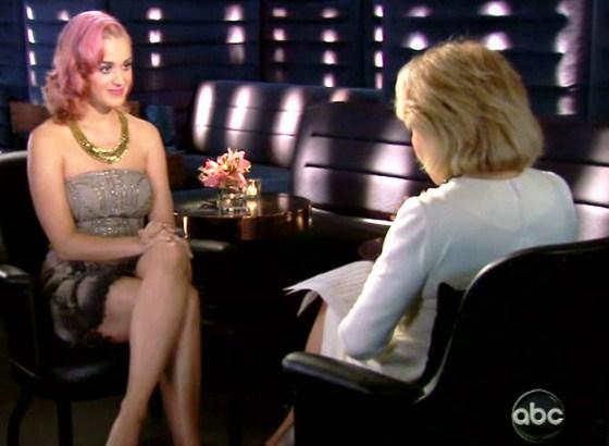 Katy Perry says 'I want to join the Illuminati'