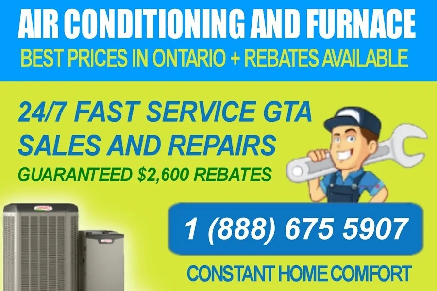 Trusted Boiler Installation And Repair Services Gta Air