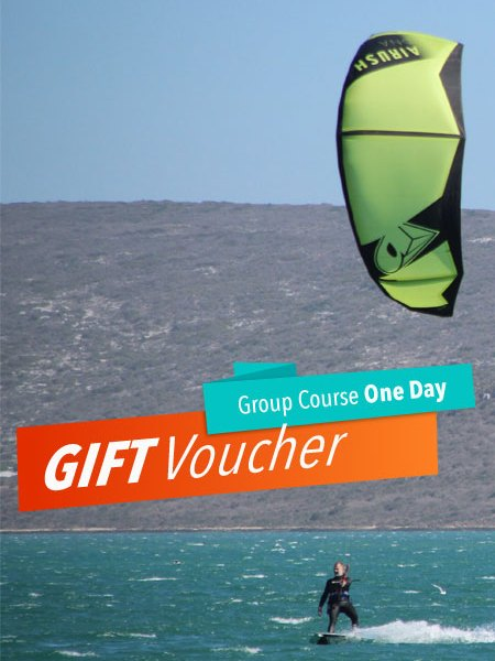 Kitesurfing Voucher-group-Course-1-Day