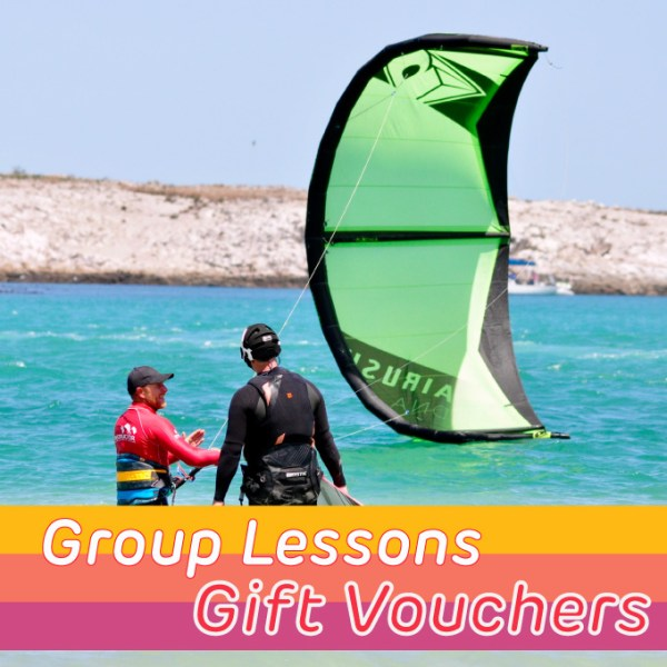 Group Kitesurfing Voucher