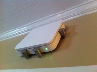Wall-mounting Airport Extreme Base Station? | MacRumors Forums