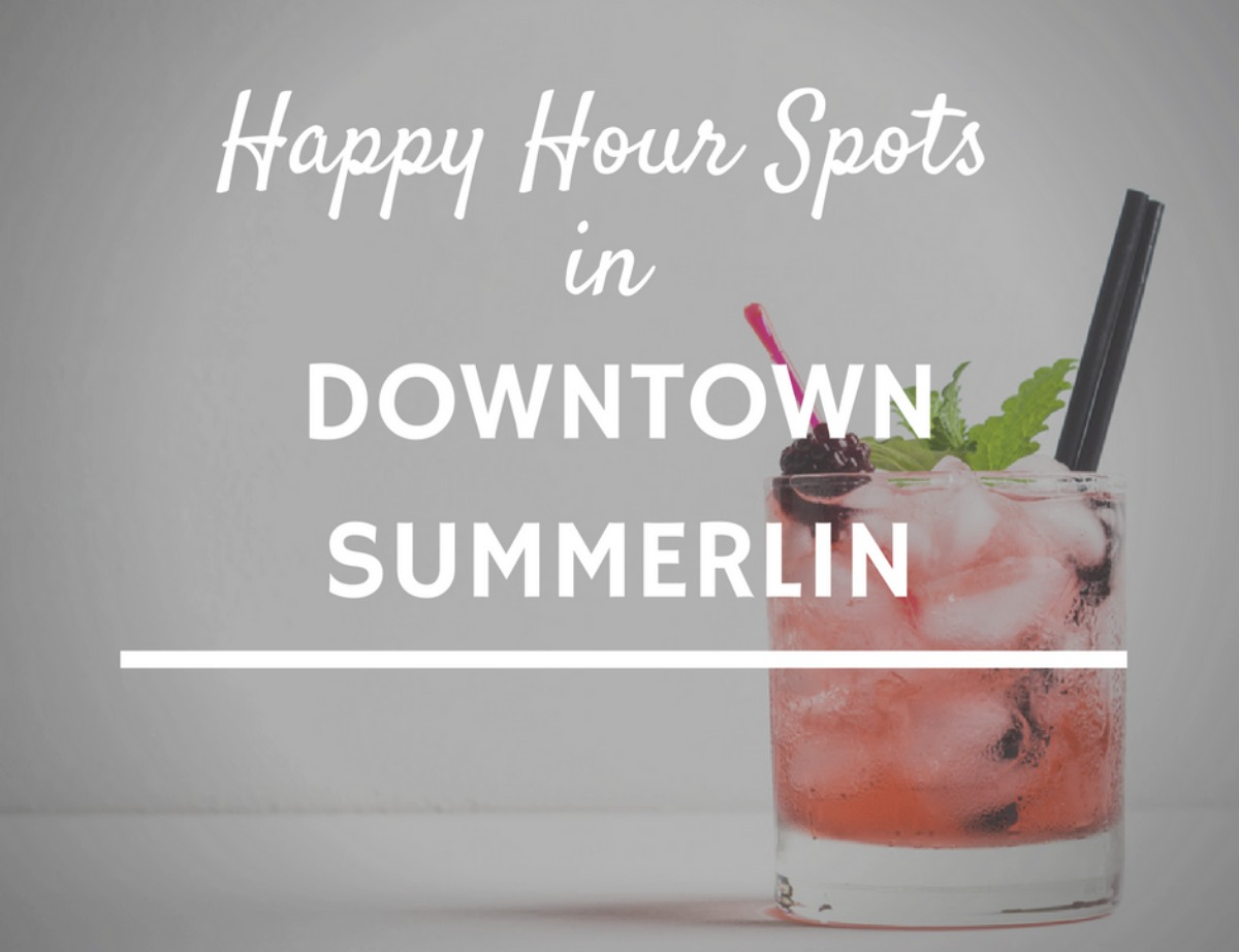 Happy Hour Places Near Me Best Places To Grab Happy Hour In Downtown Summerlin