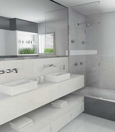 banheiros decorados como fazer
