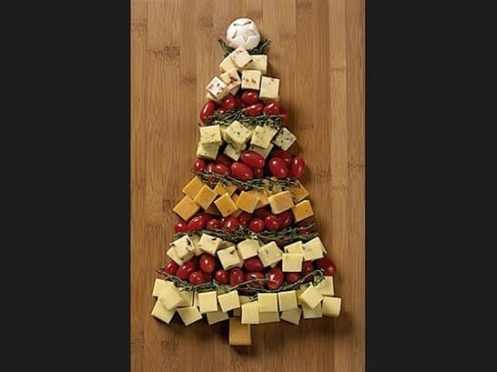 decoracao-de-natal-com-comida-petiscos