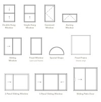 Standard House Window Sizes | House Ideals