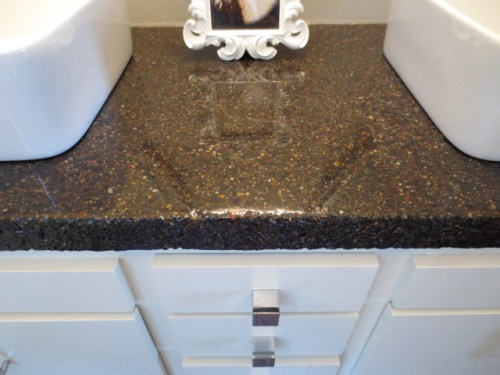 DIY Concrete Countertop, Jamie Molitor, construction2style, carpentry