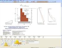 Design Of Gravity Retaining Wall | Gravity Retaining Wall ...