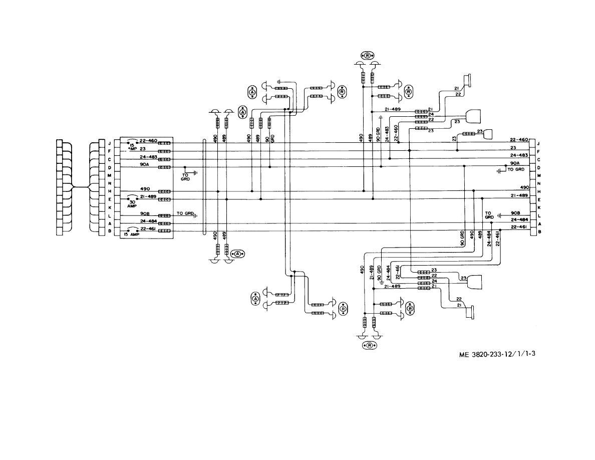 isuzu npr tail light wiring diagram