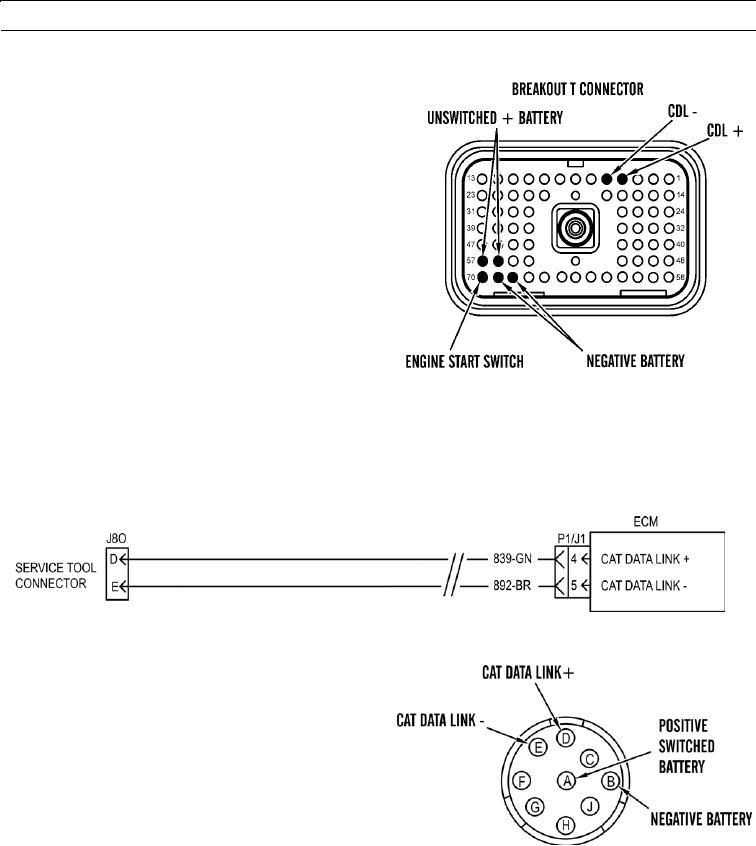 Cat Ecm Pin Wiring Diagram
