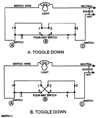 1 Pole Wiring Diagram Electronic Schematics collections