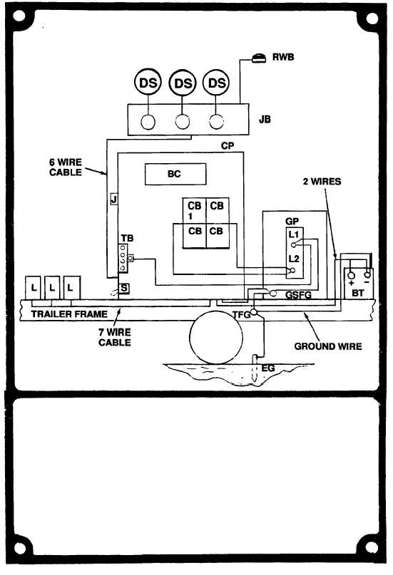 breaker box wiring diagram for 120v