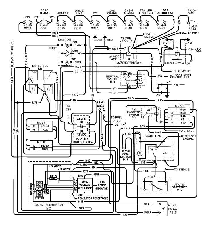 wiring schematic 200 amp with battery disconnect switch sheet 2 of