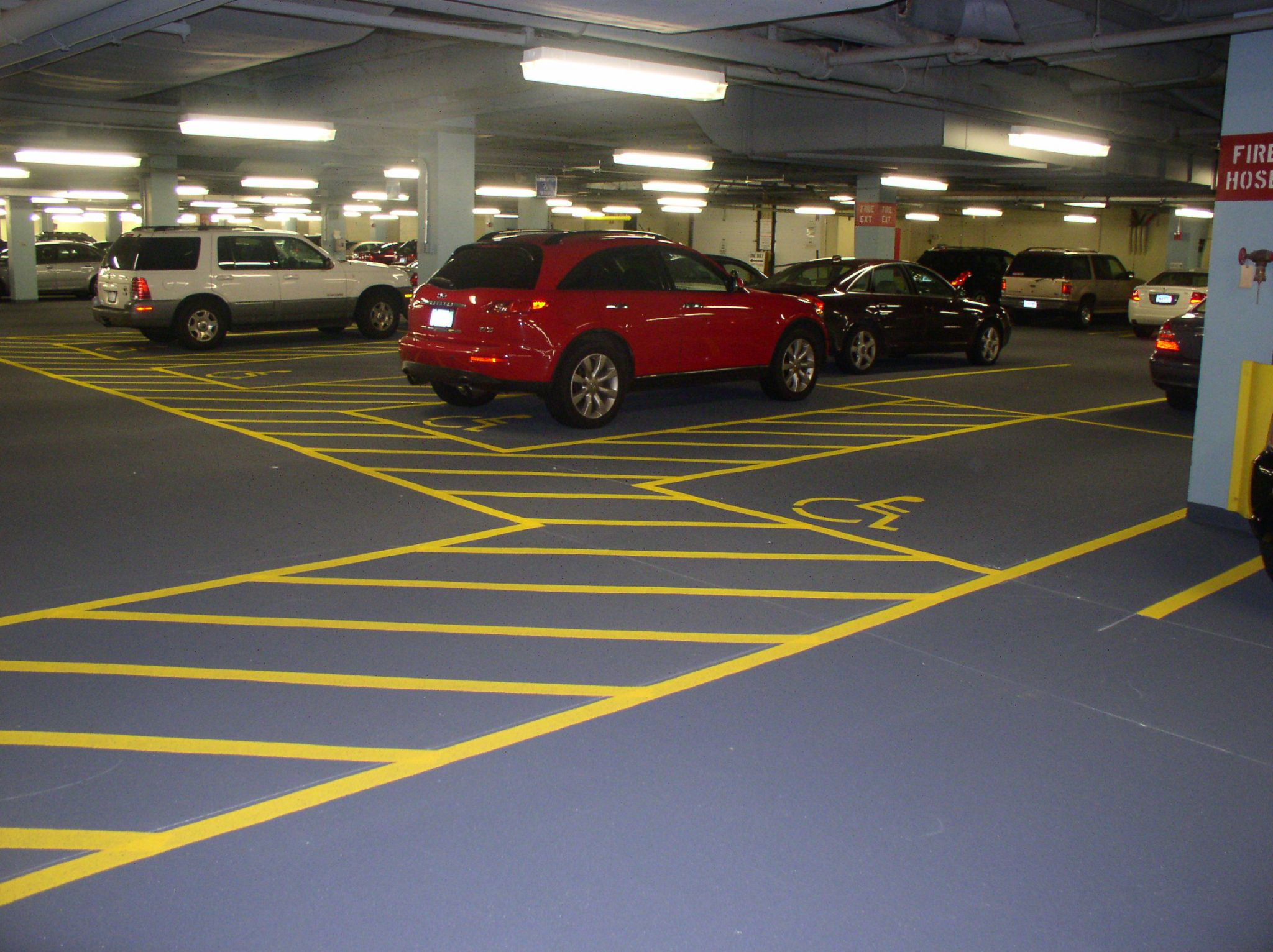 Epoxy Garage Floor Expansion Joints Don T Seal Your Fate Considerations For Parking Garage Surface