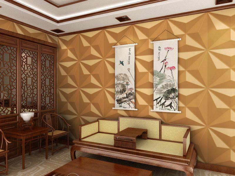 Jual Wallpaper Dinding 3d Revestimento 3d 【parede Da Sala Quarto Cozinha E Banheiro】