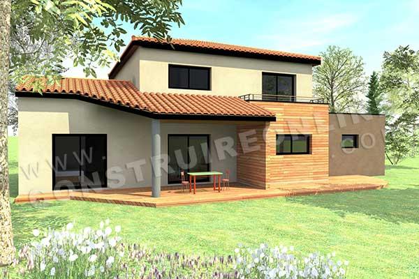 plan-maison-3d-moderne-COSSIOPEE-terrasse_1jpg (600×400 - facade de maison moderne