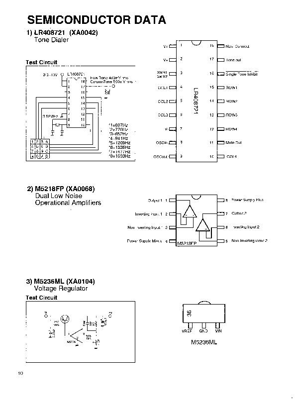 Alinco DJ-180 DJ-1400 VHF UHF FM Radio Instruction Service Manual