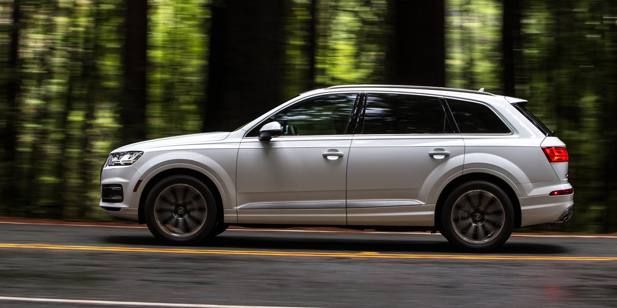 Ratings Crossovers 2019 Audi Q7 | Consumer Guide Auto