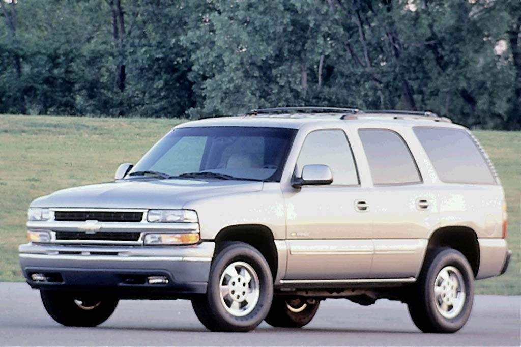 2000-06 Chevrolet Tahoe and Suburban Consumer Guide Auto