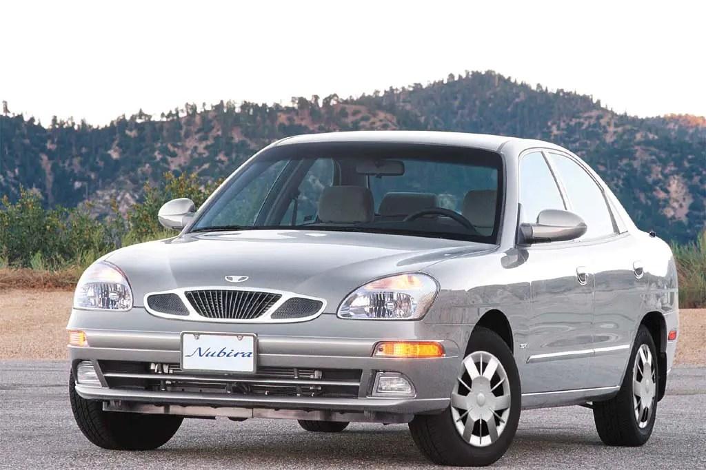 1999-02 Daewoo Nubira Consumer Guide Auto