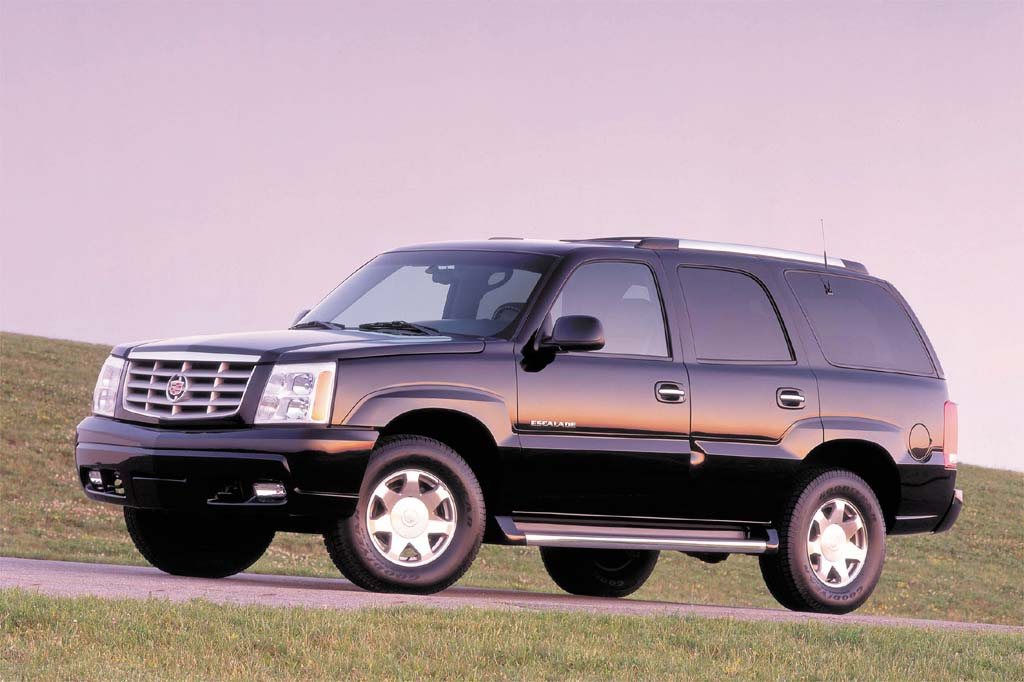 2002-06 Cadillac Escalade Consumer Guide Auto
