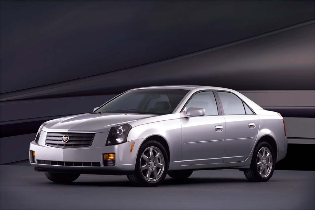 2003-07 Cadillac CTS Consumer Guide Auto
