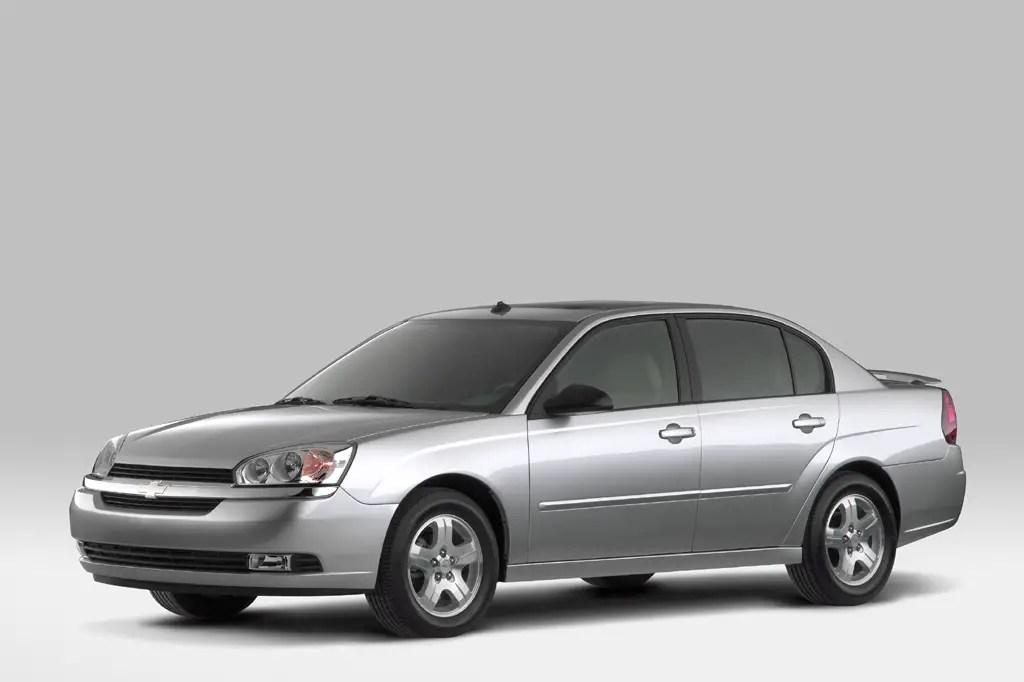 2004-07 Chevrolet Malibu Consumer Guide Auto
