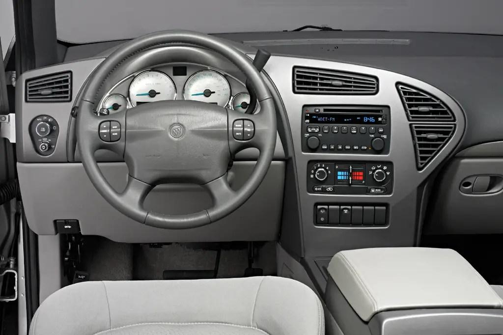 2002-07 Buick Rendezvous Consumer Guide Auto