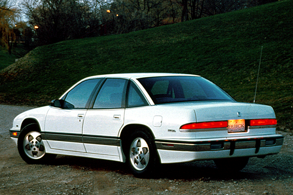 1990-96 Buick Regal Consumer Guide Auto