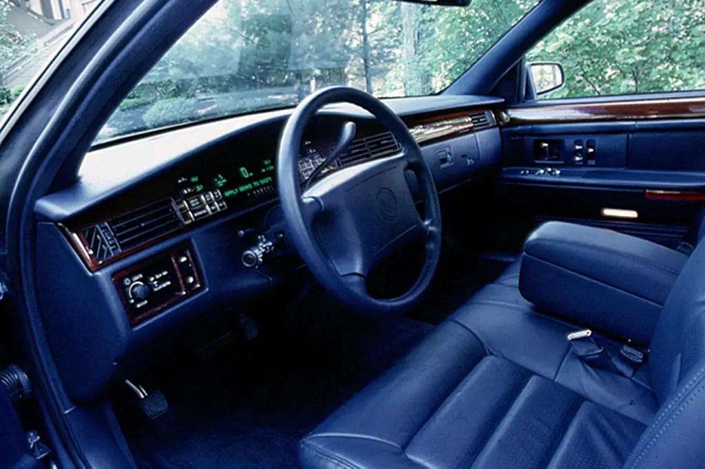 1999 Cadillac Catera Fuse Box Wiring Schematic Diagram