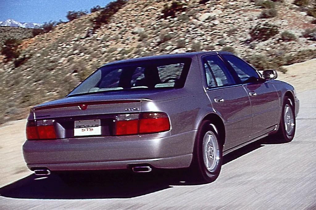 1998-04 Cadillac Seville Consumer Guide Auto