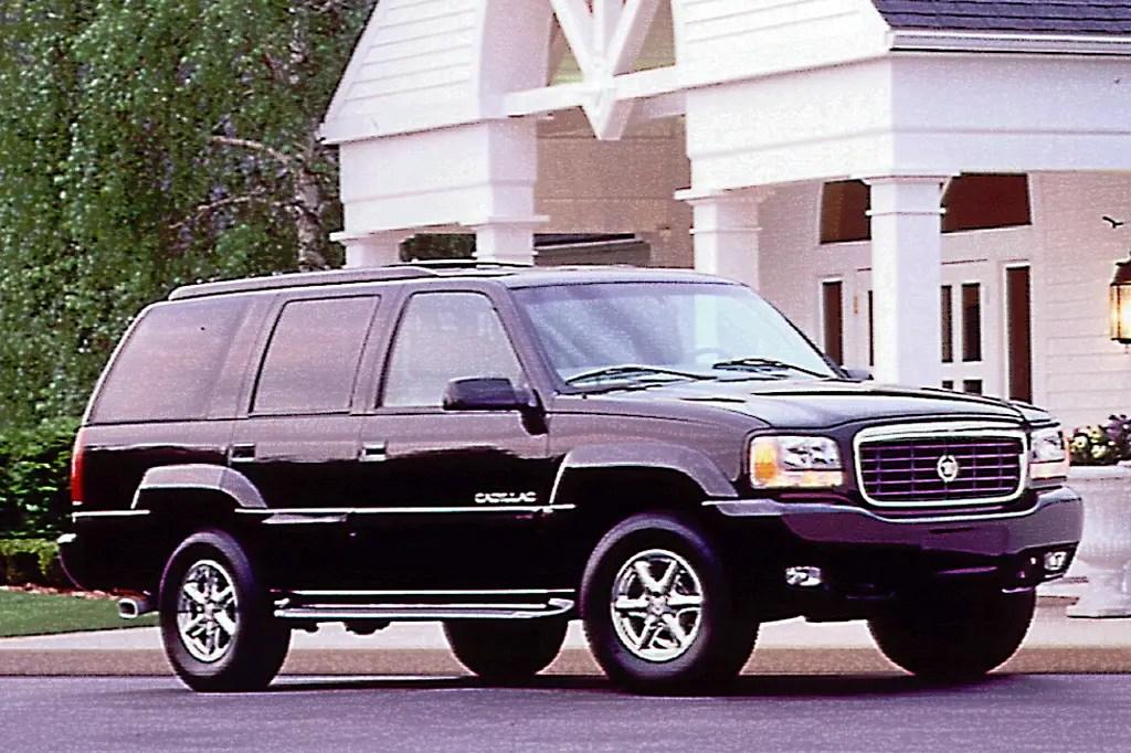 1999-00 Cadillac Escalade Consumer Guide Auto