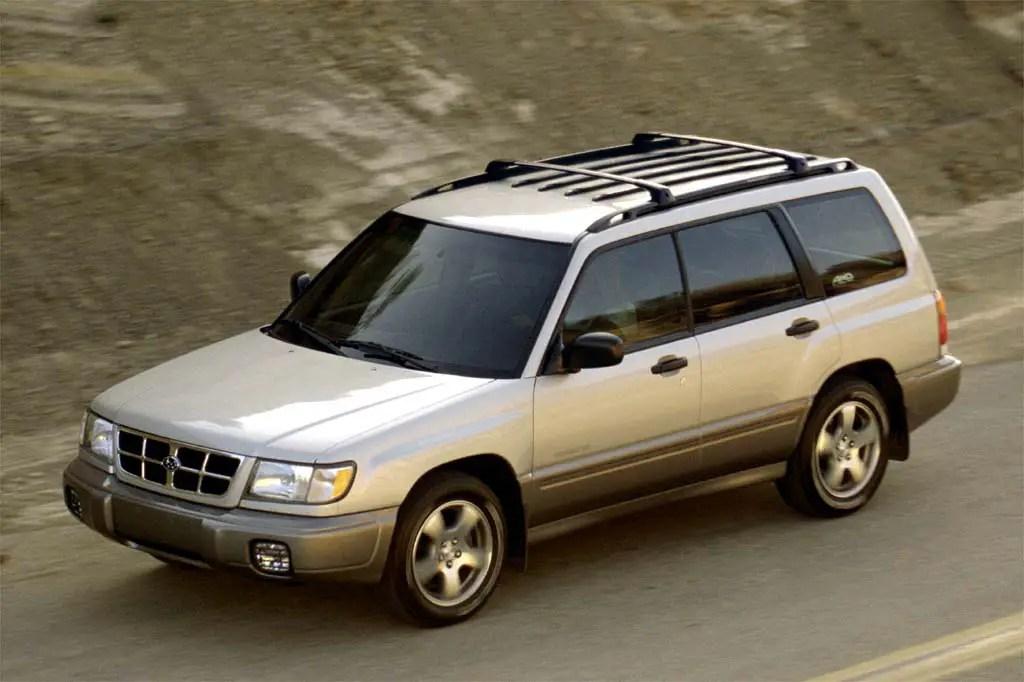 1998-02 Subaru Forester Consumer Guide Auto