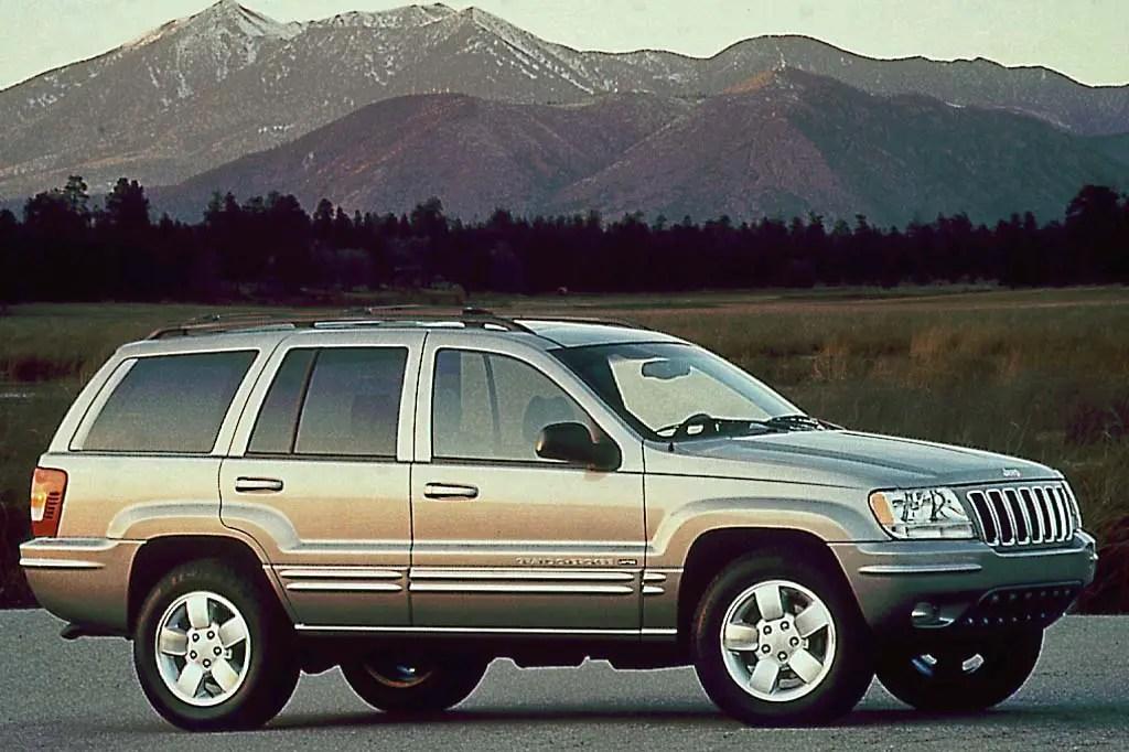 1999-04 Jeep Grand Cherokee Consumer Guide Auto