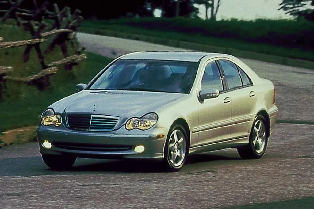 2001-07 Mercedes-Benz C-Class Consumer Guide Auto