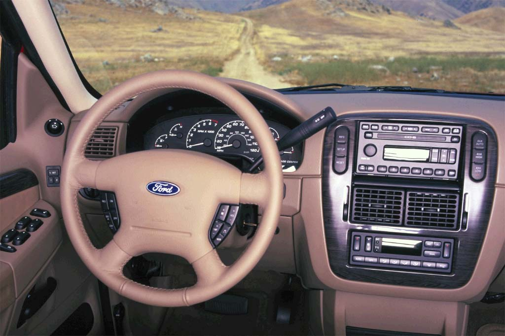 2002-05 Ford Explorer Consumer Guide Auto