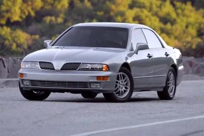 1997-04 Mitsubishi Diamante | Consumer Guide Auto