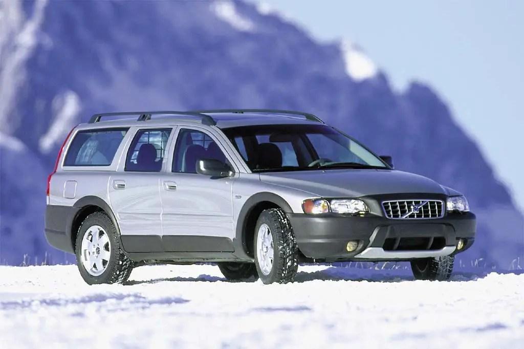 2001-07 Volvo V70/XC70 Consumer Guide Auto