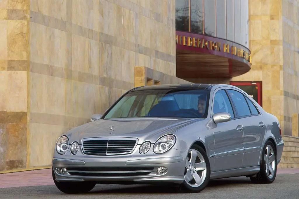 2003-09 Mercedes-Benz E-Class Consumer Guide Auto