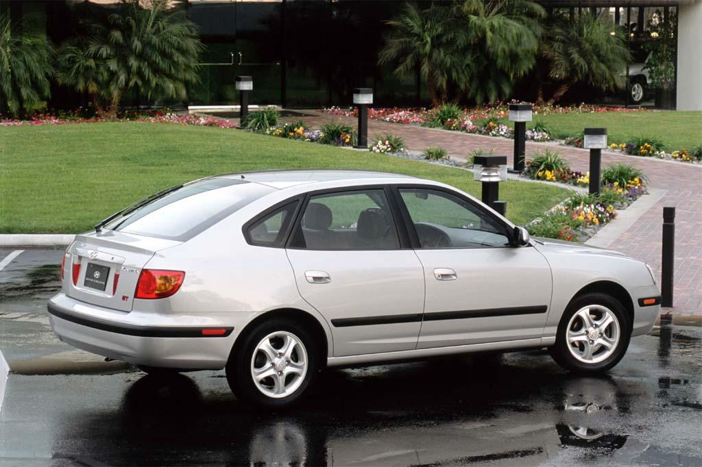 2001-06 Hyundai Elantra Consumer Guide Auto
