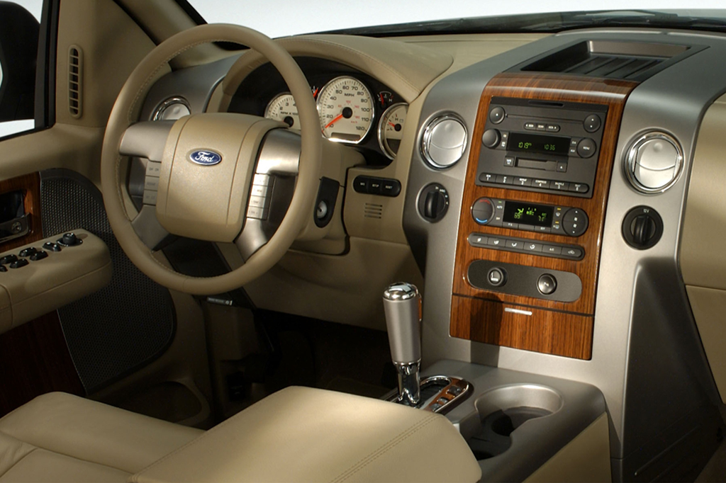 2004-08 Ford F-150 Consumer Guide Auto