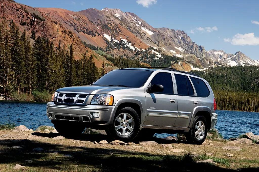 2003-08 Isuzu Ascender Consumer Guide Auto