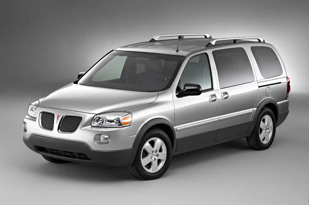 2005-06 Pontiac Montana SV6 Consumer Guide Auto