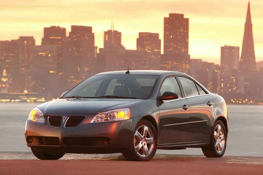 2005-10 Pontiac G6 Consumer Guide Auto