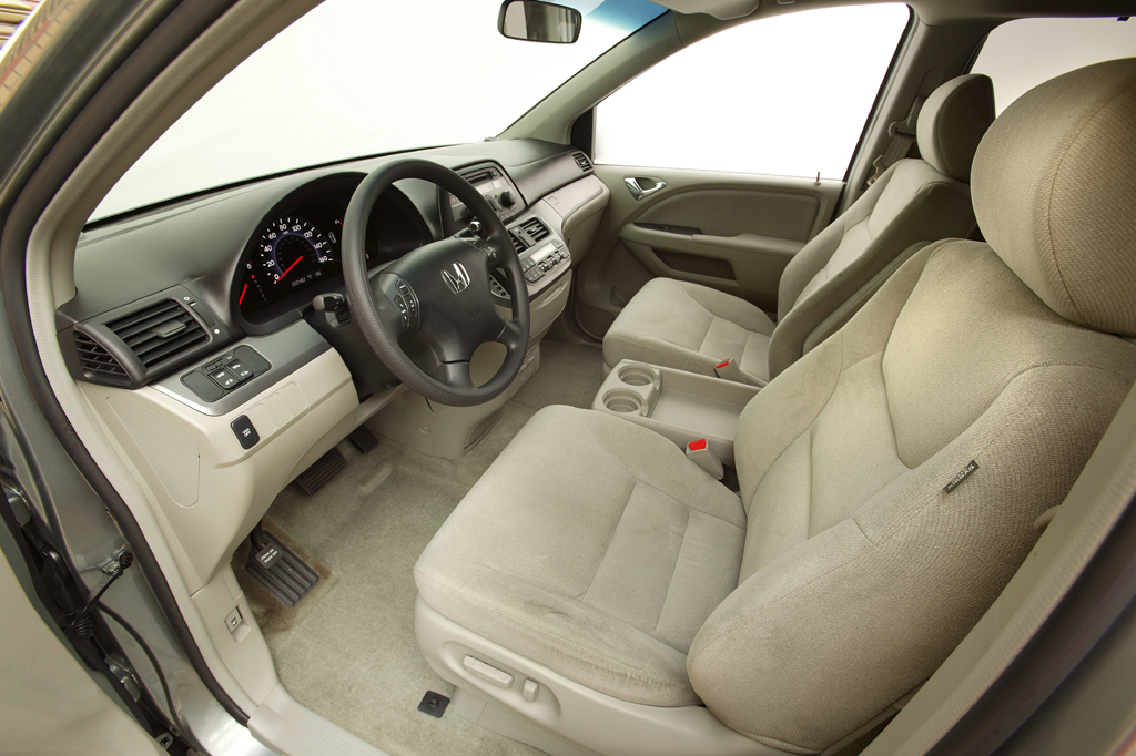 2005-10 Honda Odyssey Consumer Guide Auto