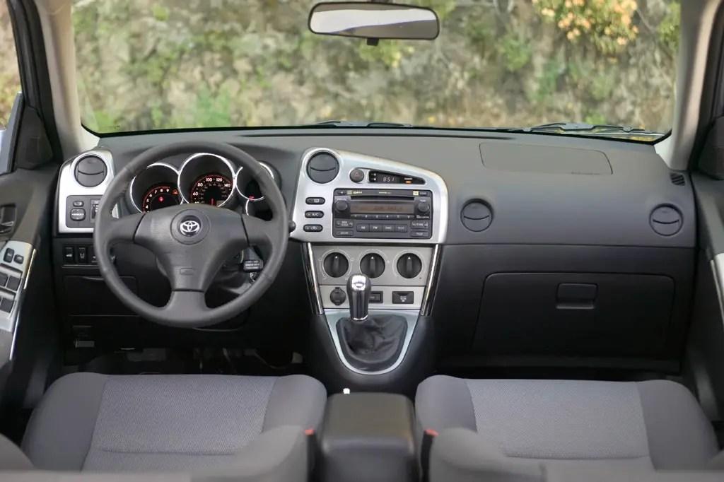 2003-08 Toyota Matrix Consumer Guide Auto