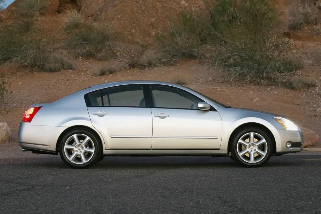 2005-08 Nissan Maxima Consumer Guide Auto