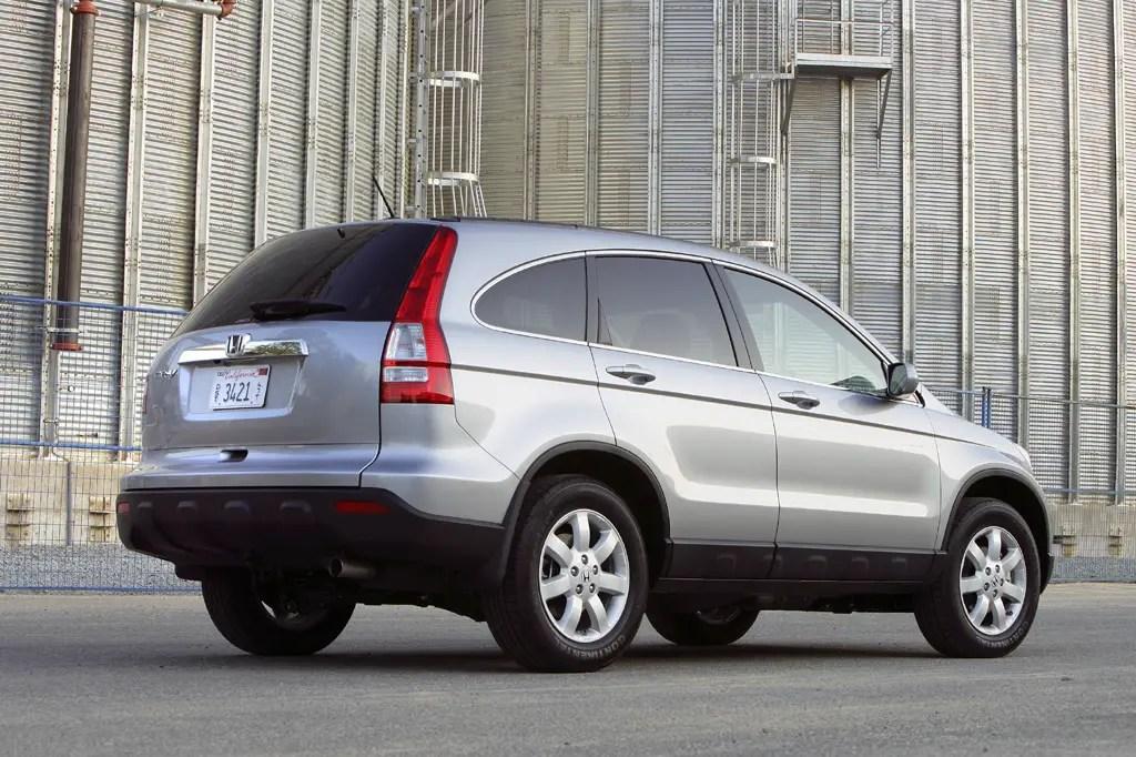 2007-11 Honda CR-V Consumer Guide Auto