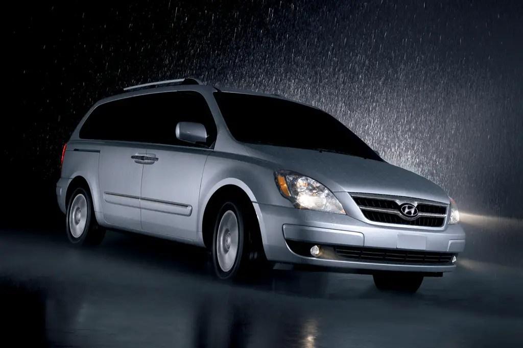 2007-09 Hyundai Entourage Consumer Guide Auto